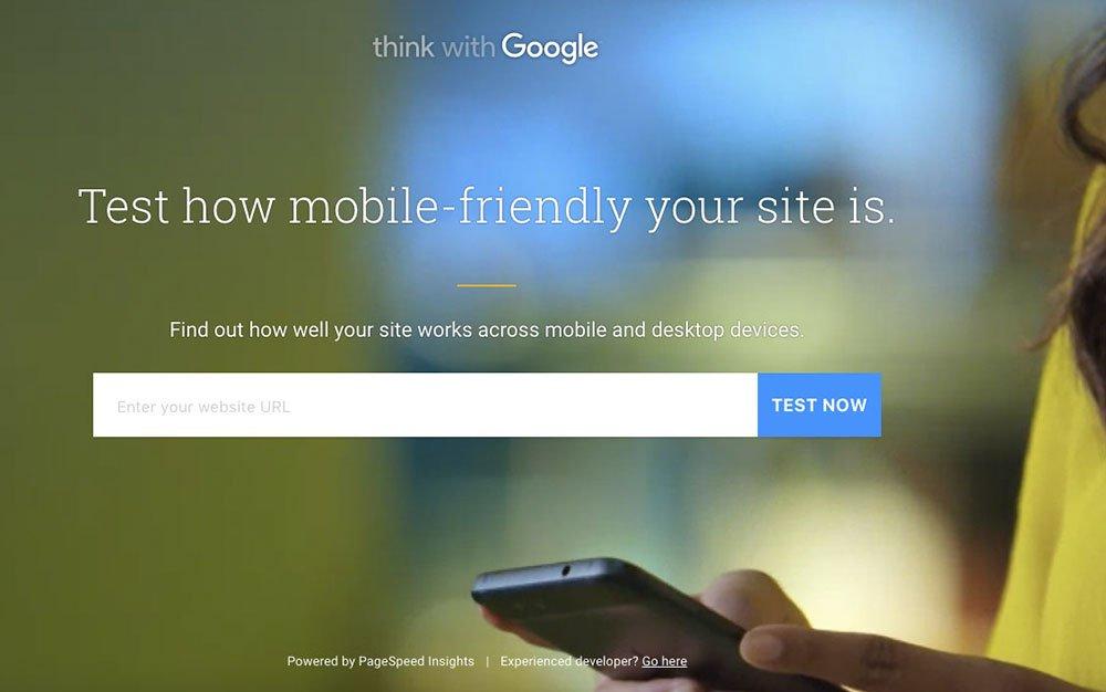 Google Mobil Uyumluluk